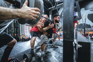 Powerlfiting Gym