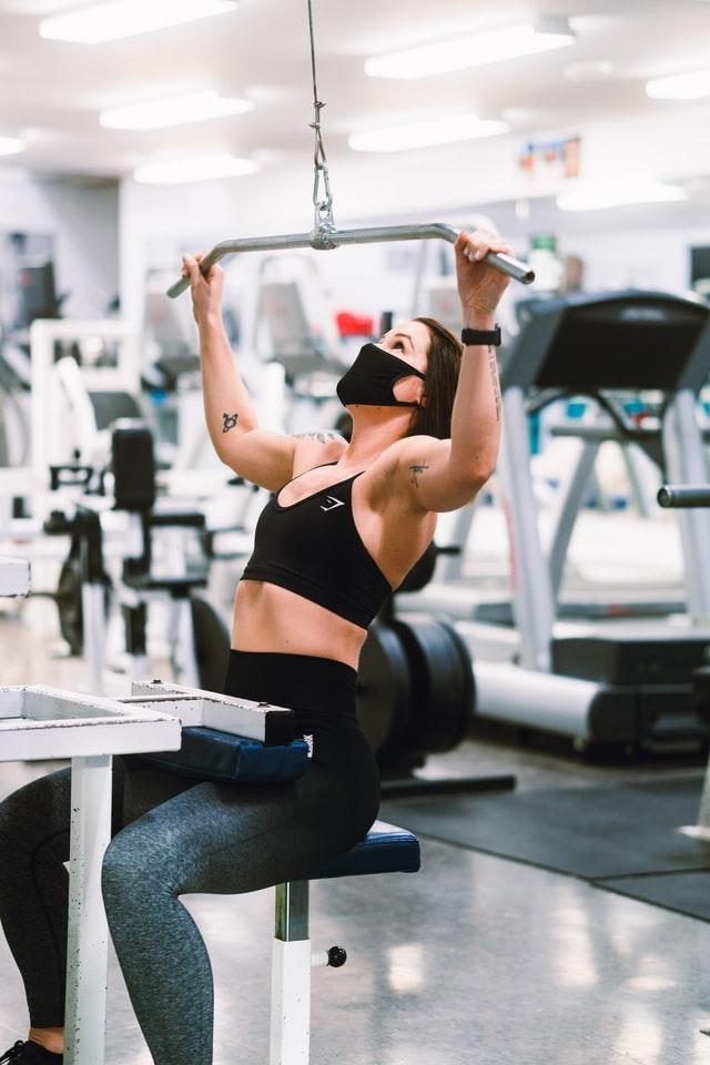 Covid 19 Gym
